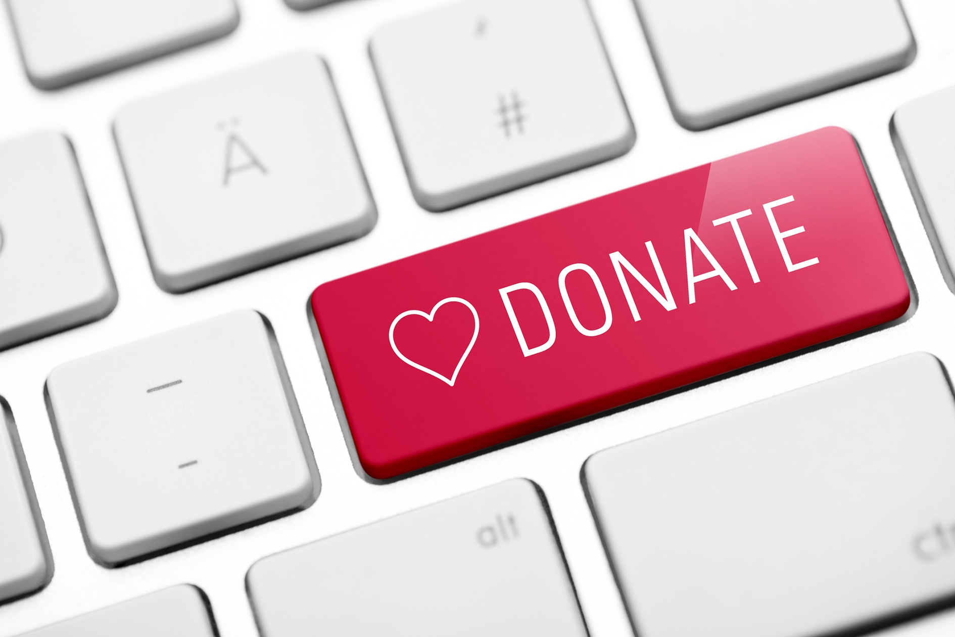 Donate on a Keyboard-1