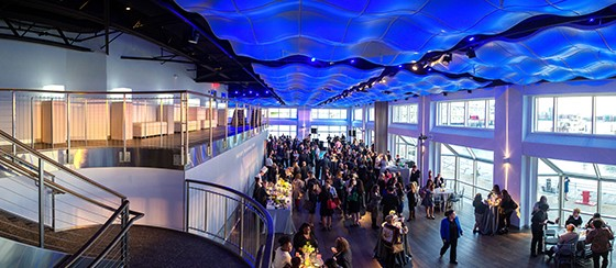 Fundraising Event at Pier Sixty as Chelsea Piers